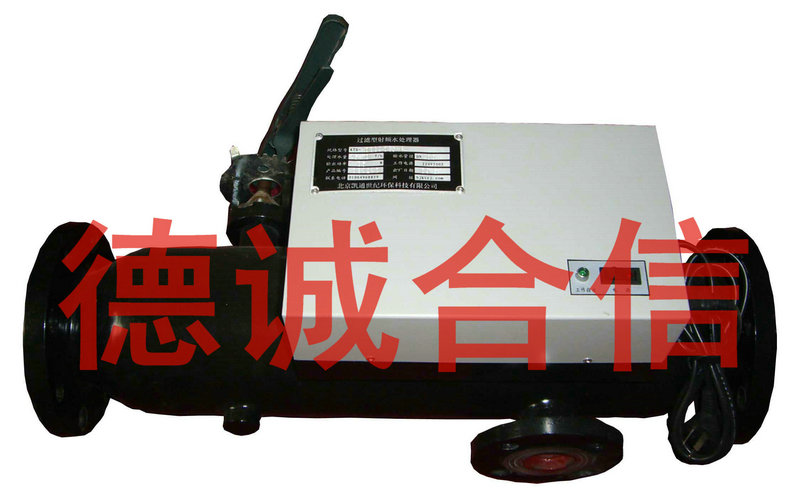 DCH-射频自动排污过滤器