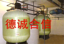 DCH-全自动软水器