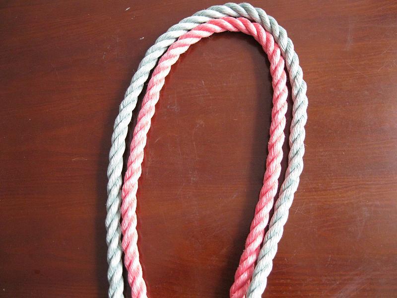 绳束方法图解