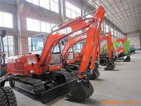 买劲工履带小型挖掘机/55-7履带小型挖掘机