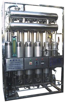 湖北襄樊列管多效蒸馏水机