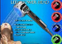 LED花洒LED龙头,变色花洒,发光淋浴头