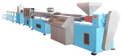 塑料管材机械、pvc管材机械、ppr管材机械、PE管机械