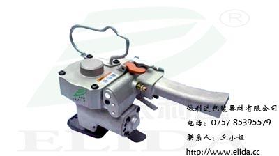 MV-19C气动PET带单粘合打包机