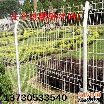 双边丝护栏网,小区围网,厂区隔离栅,厂区围网,厂区防护网