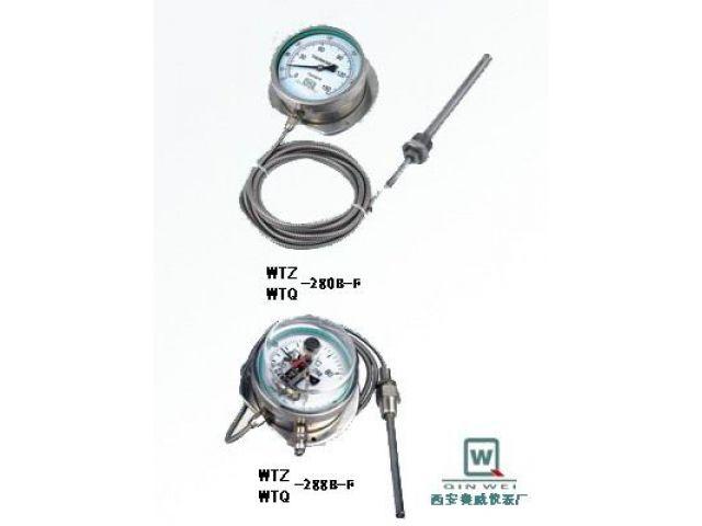 压力式温度计,WTZ、WTQ系列压力式温度计