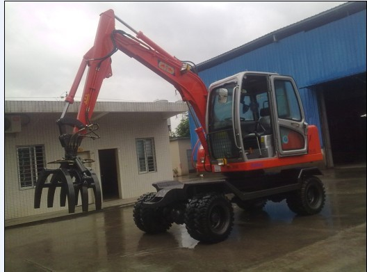 履带式小型液压挖掘机/60履带挖掘机,挖土机