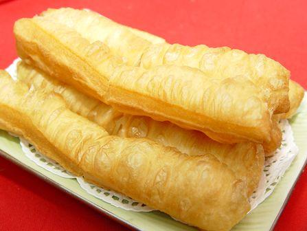 河南小吃培训多美味炸糖糕炸菜角技术培训油条做法