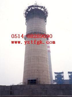 北京烟囱加高 烟囱防腐
