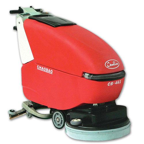 CB-461电瓶式全自动洗地吸干机