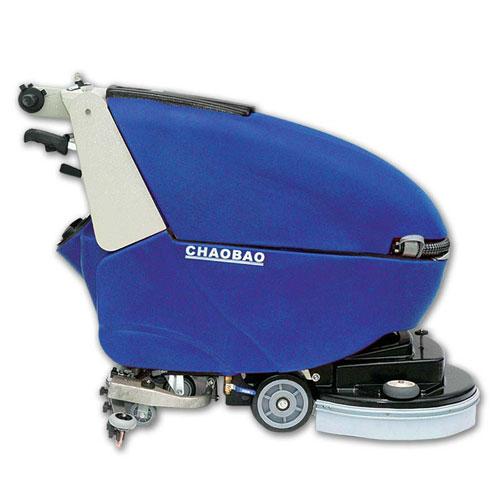 CB-461C电线式全自动洗地吸干机