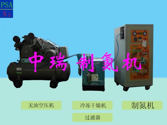 供应充氮机