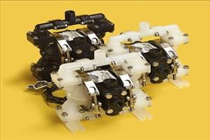 美国威马VersaMatic E6-1/4寸塑料气动隔膜泵磷酸盐