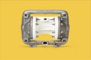 威马VersaMaticE5-1/2寸金属气动隔膜泵磷酸盐加药泵