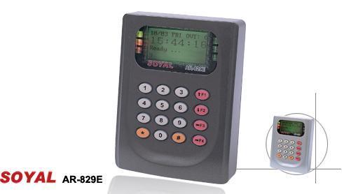 门禁考勤读卡器指纹识别系统