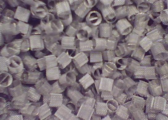 不锈钢θ环填料