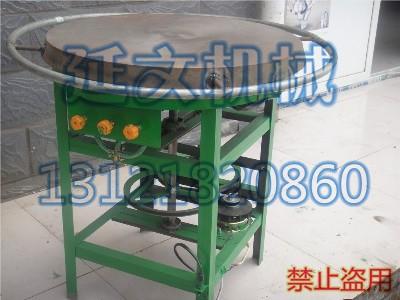 口味独特杂粮煎饼机 创业产品煎饼机