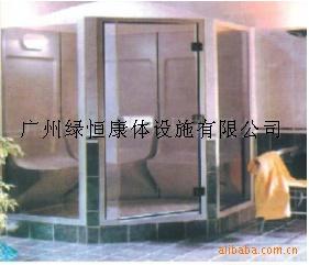 方形多功能蒸汽房-桑拿配套设备