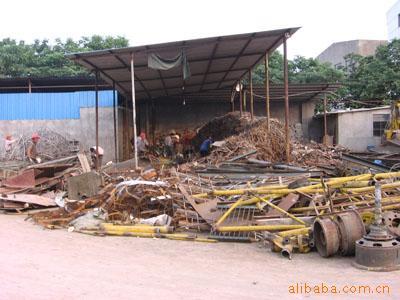 回收建筑设备 北京工厂设备回收 收废铁