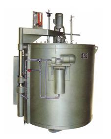 SL系列井式气体软氮化电阻炉