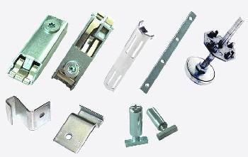 供应八棱柱T型扳手,八棱柱圆盘底座,广交会三卡锁,垂直托架