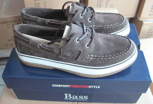 美国BASS品牌硫化鞋