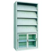洛阳图书装具厂家供应玻璃期刊架、档案期刊架、期刊架