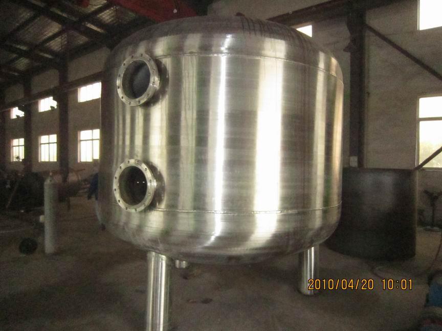不锈钢活性炭过滤器活性炭机械过滤器炭滤器