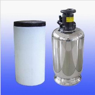 0.3T软化水设备 树脂软化罐 降低水的硬度 去除离子