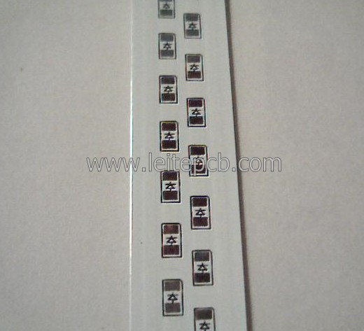 供应LED3528日光灯铝基板,PCB线路板