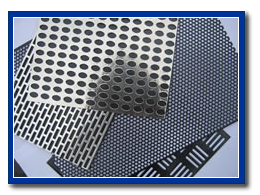 冲孔网板生产