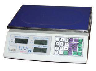 6kg/1g 液晶双面显示 电子秤 电子计价秤 沪台合资 上海品