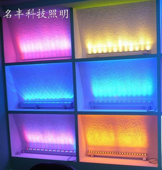 LED洗墙灯LED线条灯线型LED投光灯