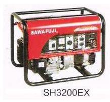 广州地区发电机 日本泽藤本田SH3200EX发电机组 泽藤本田发