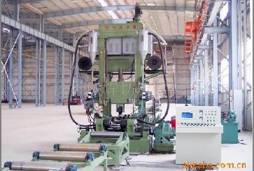 厂家直销---供应一体式H型钢自动生产线