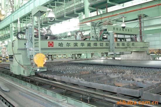 厂家直销---供应热态宽厚板大型多轴数控切割机组