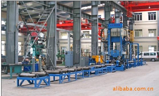 厂家直销---供应一体式H型钢自动焊接生产