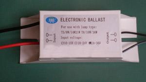 6直流电子镇流器