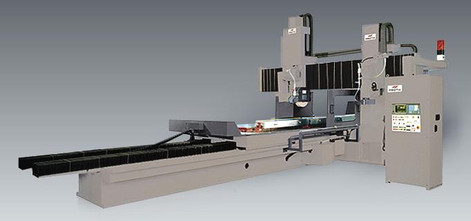 上一磨床大型龙门式系列PSGP1015AHR  1020AHR