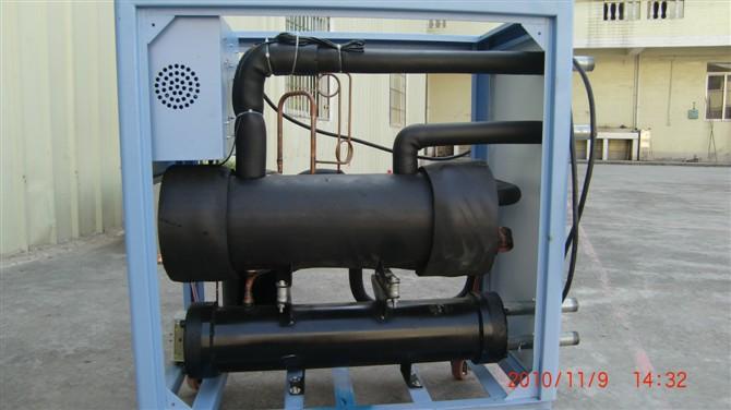 工业冷水机 重庆注塑成型模具冷水机