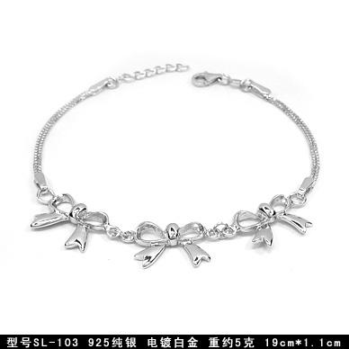 批发925纯银吊坠,手链,项链,戒指