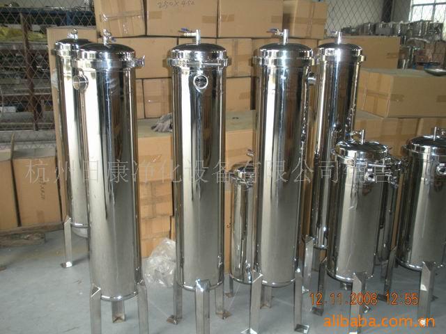 酒精过滤器 杂质过滤器 单袋式过滤器