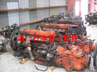 五十铃12PD1发动机变速箱缸体四配套配件