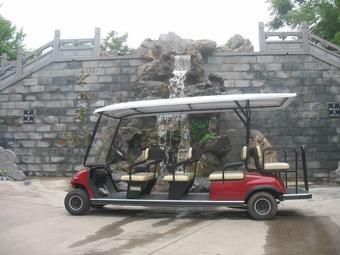 广西电动观光车