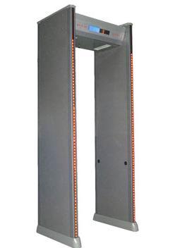 C型户外防水安检门