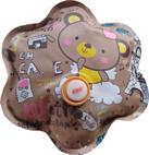 丝印韩版卡通电热水袋电暖宝暖手宝
