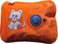 绣花小枕电热水袋电暖宝暖手宝