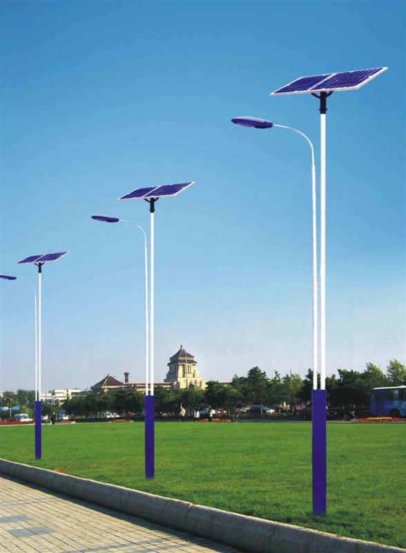 安徽华炬太阳能路灯