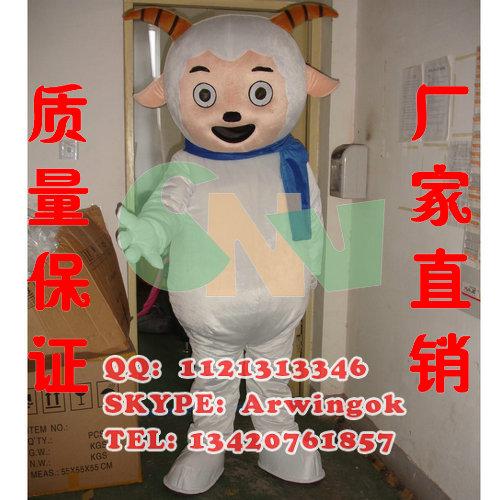 出租喜洋洋/卡通人偶/动漫卡通服装/佛山嘉年华卡通