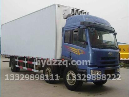 希尔牌ZZT5250XLC型冷藏车
